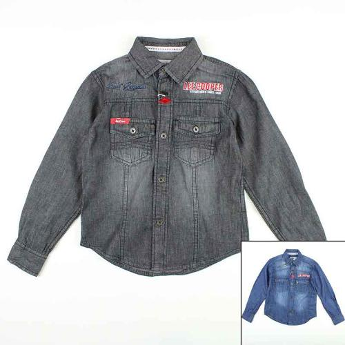 Manufacturer kids shirt licenced Lee Cooper