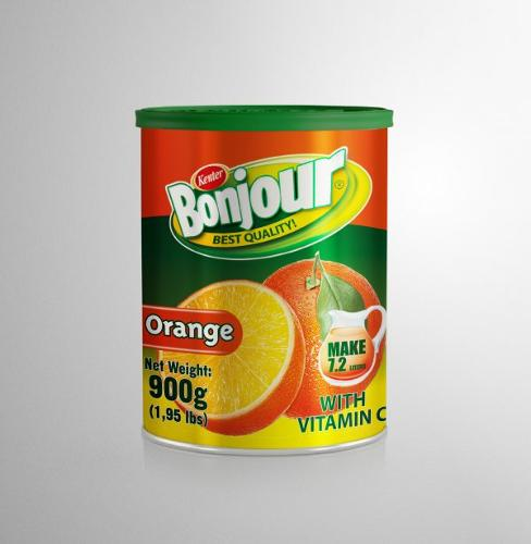 Bonjour powder drink