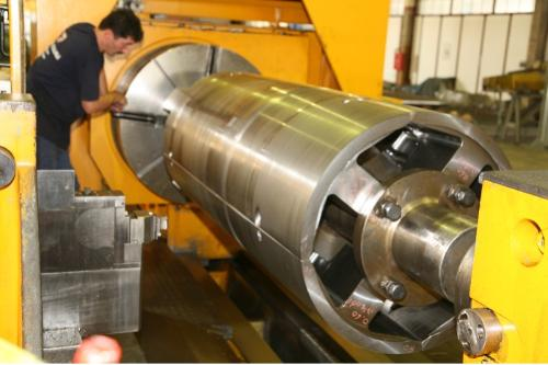 Maintenance Repair and Cylindrical Grinding