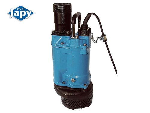 Site pump for intensive use - PC-AL