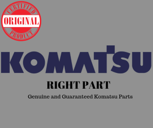 Genuine Brand New KOMATSU Parts
