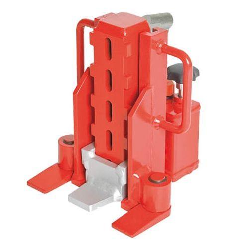 Hydraulic Toe Jacks with 3 to 25 Tonne Capacity