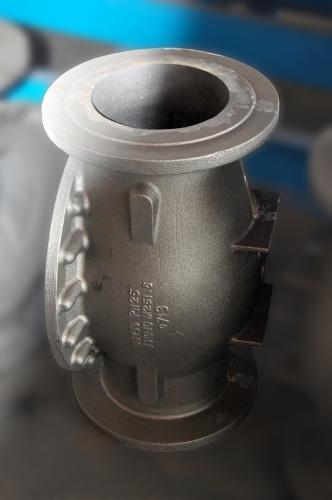 Corpo valvola in EN-GJS400-15