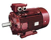 Motor síncrono de imanes permanentes de 3 a 350 kW...