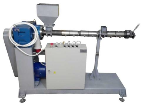 Переработка ПВХ, гранулятор