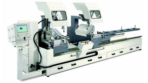 Double Head Mitre Saw Machines