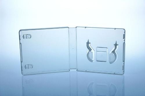 Universal USB-Stick Box - transparent