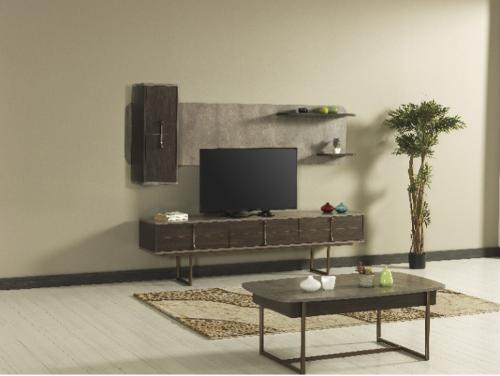 EVEREST 206 CM TV UNIT WALL MOUNTED