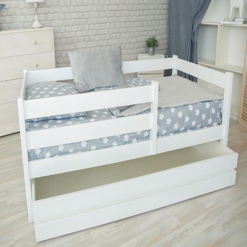 Кроватка-манеж с ящиком