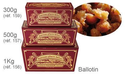 156 - Emballage: Ballotin 1Kg