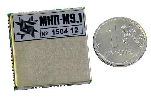 MNP-M9 navigation receiver