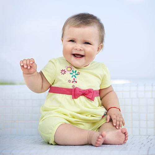 Белье для новорожденных