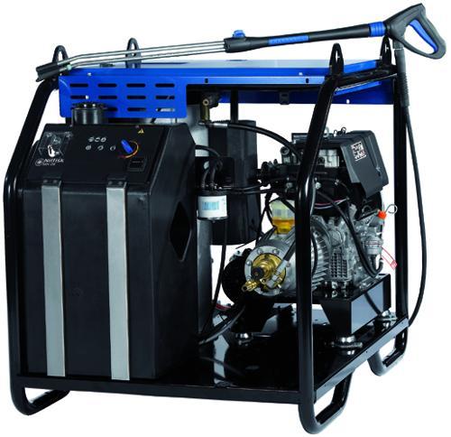 NILFISK MH PE / DE - Nettoyeur haute pression essence...