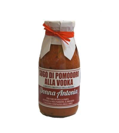 Sugo di pomodoro alla vodka