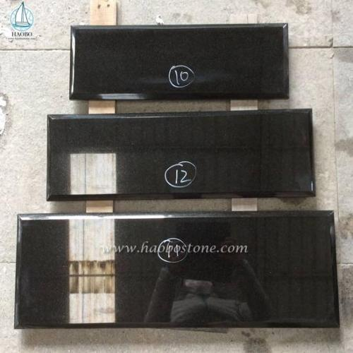 Wholesale Polished Flat Granite Grave Marker