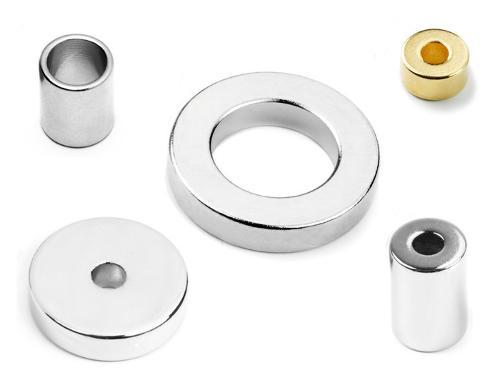 Magnetringe: Starke Ringmagnete aus Neodym