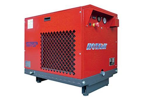 Linea VRH (1000-7000 lt/min – 35-247 CFM) – Idraulico