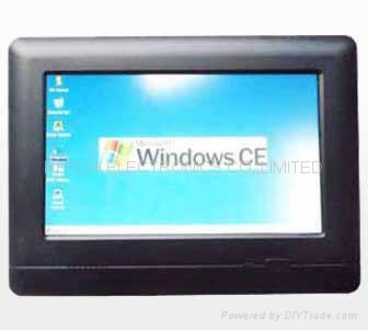 7 inch WinCE Touch Screen Computer