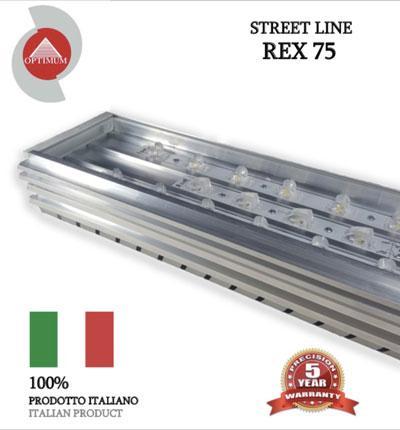 Lampada LED REX 75 (39€)