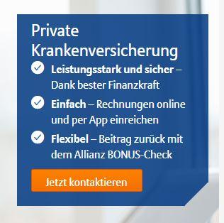 Private Krankenversicherung Bremen PKV