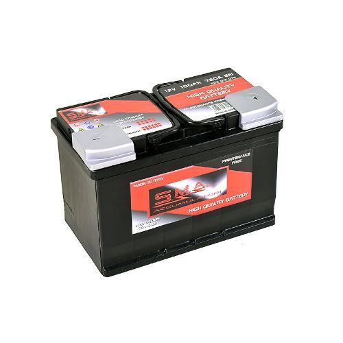 Batteries de démarrage GR 100ah  série DIN
