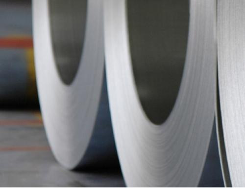 Stainless Steel Wide Coil