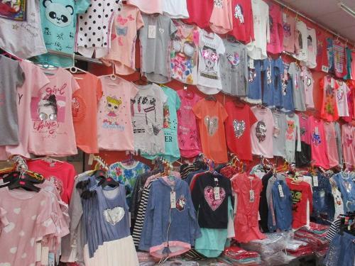 Childrens' wear
