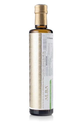 Aceite virgen extra 50 cl. Cosecha Tempran (primera cosecha)