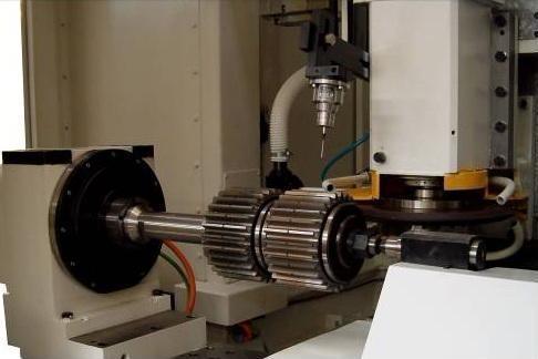 Полуавтомат зубошлифовальный с ЧПУ ВЗ-676Ф4