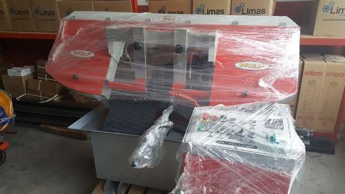 280mm WOLF Marka Tam OtomatiK Hidrolik Sıkma Şerit Testere