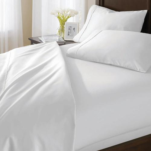 Cotton Bed sheet 400TC 10pcs pack