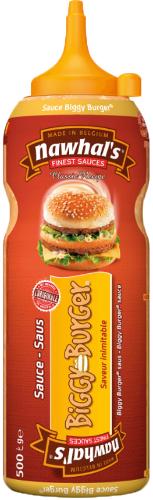 Sauce Nawhal's BigBurger