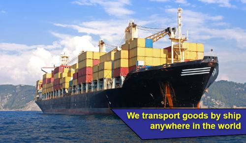 Oceans freight