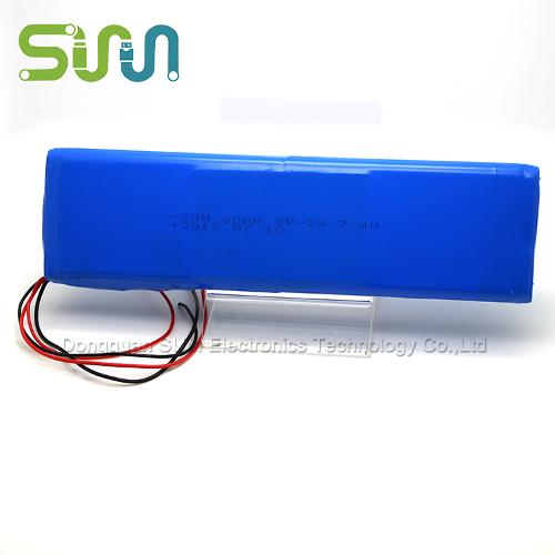 Rechargeable Lithium-Ion Battery Pack