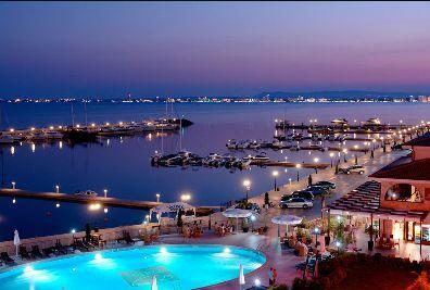 Exterior lighting products - Black Sea Resort