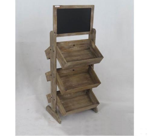 Muti Layers Wood Vintage Shelf Storage