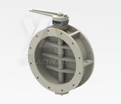 Bubble-tight valve resistant to dust, gas and air