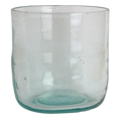 Verrine en verre soufflé