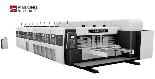 PL-GP Fully computerized whole vacuum transfer printer