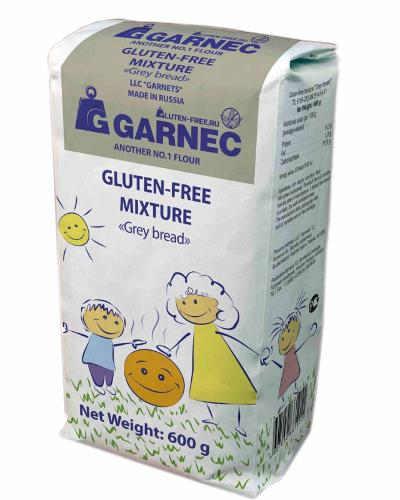 "Gluten-free ""gray Bread"" Mixture"