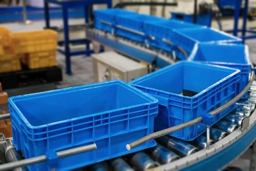 Rahmenprofile Für Klt-behälter