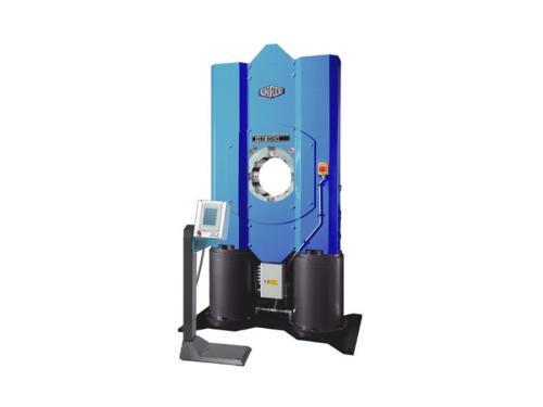 Hose crimping machine - HM 660