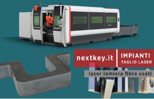 Impianti laser usati
