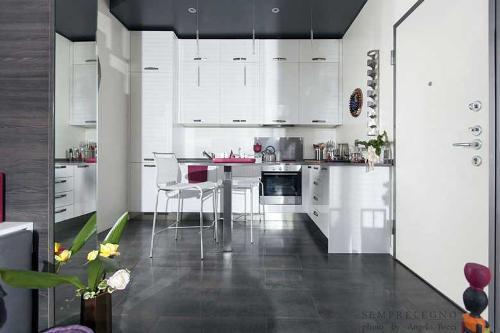 Mobili su misura per cucina di design Made in Italy