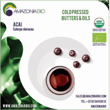 Organic Açaí Pulp Oil