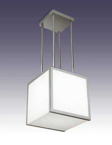 Cubic pendant light