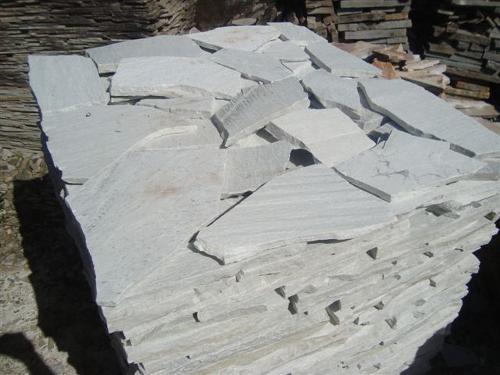 Retalho quartzito branco