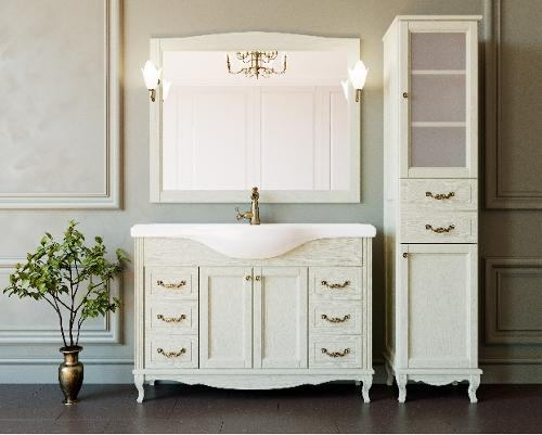 Комплект мебели для ванных комнат ValenHouse ЭЛЛИНА-120