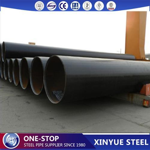 SAWL line pipe api 5l x56 X65