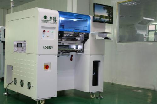 Fully Automatic SMT PICK and Place Equipment
